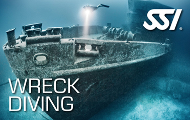 SSI Specialty Cursus: Wreck Diving