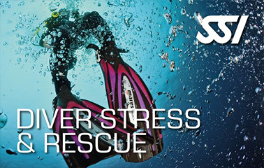 SSI Diver Stress and Rescue + React Right